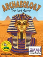 Archaeology – The Card Game - Board Game Box Shot