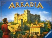 Arkadia - Board Game Box Shot