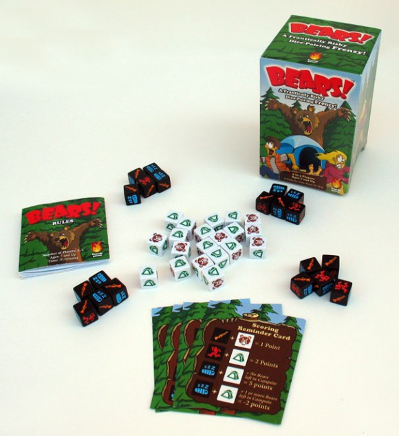 Bears! Components