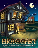 Braggart - Board Game Box Shot