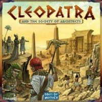 Cleopatra and the Society of Architects - Board Game Box Shot