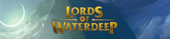 Dungeons and Dragons: Lords of Waterdeep title