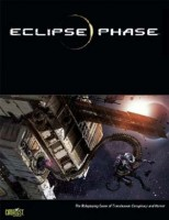 Eclipse Phase - Board Game Box Shot