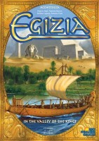 Egizia - Board Game Box Shot
