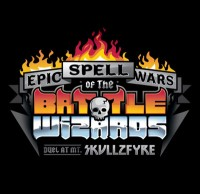 Epic Spell Wars of the Battle Wizards: Duel at Mt. Skullzfyre - Board Game Box Shot