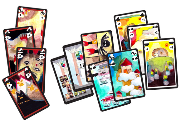 Equilibrion cards
