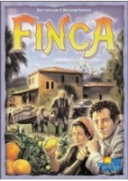 Finca - Board Game Box Shot