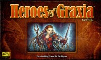 Heroes of Graxia - Board Game Box Shot