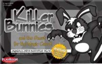Killer Bunnies:  Quest – Ominous Onyx Booster - Board Game Box Shot