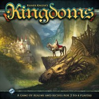 Kingdoms - Board Game Box Shot