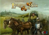 League of Six - Board Game Box Shot