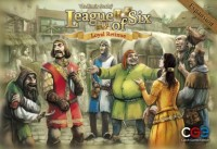 League of Six: Loyal Retinue - Board Game Box Shot