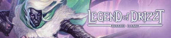 Legend of Drizzt title