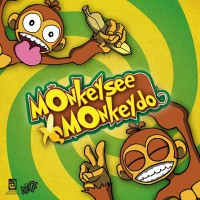 Monkey See Monkey Do - Board Game Box Shot