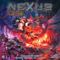 Nexus Ops - Board Game Box Shot