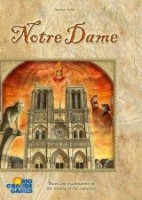 Notre Dame - Board Game Box Shot