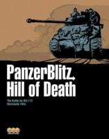 Panzerblitz: Hill of Death - Board Game Box Shot