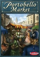 Portobello Market - Board Game Box Shot