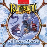 Runebound: The Frozen Wastes - Board Game Box Shot