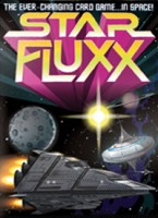 Star Fluxx - Board Game Box Shot