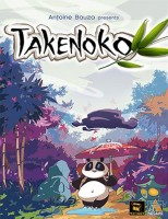 Takenoko - Board Game Box Shot
