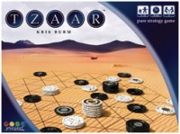 Tzaar - Board Game Box Shot