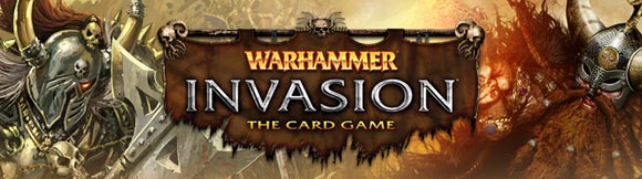 Warhammer: Invastion The Card Game