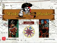 Winds of Plunder - Board Game Box Shot