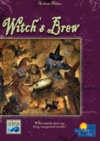 Witch's Brew - Board Game Box Shot