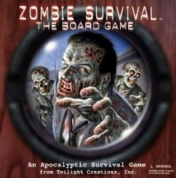 Zombie Survival: The Board Game - Board Game Box Shot