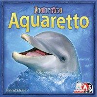 Aquaretto - Board Game Box Shot