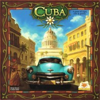 Cuba - Board Game Box Shot