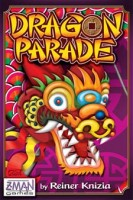 Dragon Parade - Board Game Box Shot