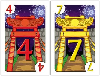 Dragon Parade Cards