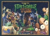 Formidable Foes - Board Game Box Shot