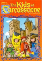 The Kids of Carcassonne - Board Game Box Shot