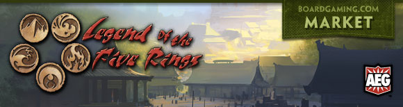 Legend of the Five Rings clan avatars, badges and themes