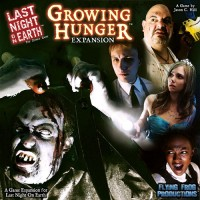 Last Night on Earth: Growing Hunger Expansion - Board Game Box Shot