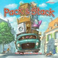 Pack & Stack - Board Game Box Shot
