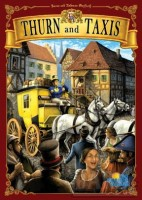 Thurn and Taxis - Board Game Box Shot