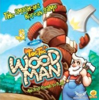 Toc Toc Woodman - Board Game Box Shot