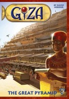 Giza: The Great Pyramid - Board Game Box Shot