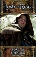 Road to Rivendell Adventure Pack - Board Game Box Shot