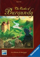 The Castles of Burgundy - Board Game Box Shot