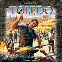Toledo - Board Game Box Shot