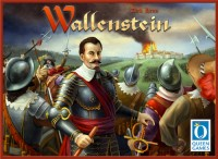 Wallenstein - Board Game Box Shot