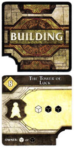 Waterdeep building card