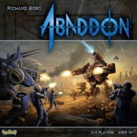 Abaddon - Board Game Box Shot