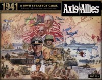 Axis & Allies 1941 - Board Game Box Shot