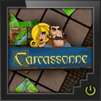Carcassonne (Android) - Board Game Box Shot